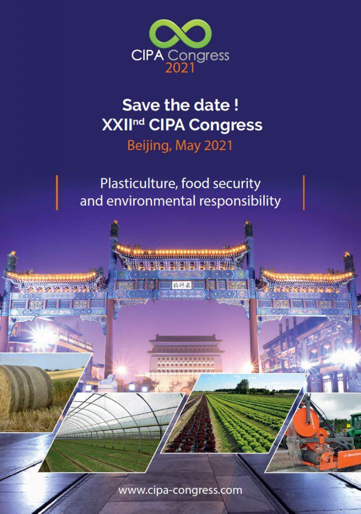 Beijing 2021 CIPA Congress